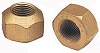 10 PACK 5/8-11 C.  WHEEL STUD NUTS