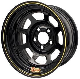 "15 x 8"" x 3"" B/S 5 on 4-3/4"" B/C   STEEL WHEEL"