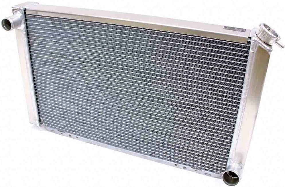 "17"" x 28"" RADIATOR FOR CHEV STYLE"