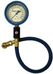 2-1/2^   0-15#    DELUX LIQUID TIRE GAUGE