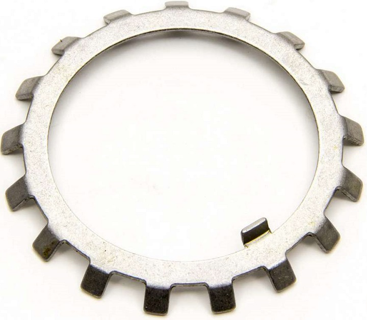 "2-1/2"" GN. SPINDLE LOCK TAB WASHER"