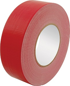 "2"" x 180' RED  RACER TAPE"