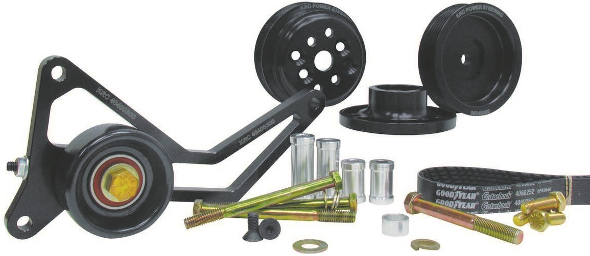 25% PRO SERIES WATER PUMP ONLY DRIVE KIT