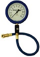 4^ DIAMETER 0-60 PSI GLOW DIAL AIR GAUGE