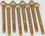 4150 HOLLEY 2-1/2^ FUEL BOWL SCREWS (8)