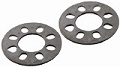 ALUM .WHEEL SPACERS 1 PAIR 4 ON 4^ + 4-1/4^