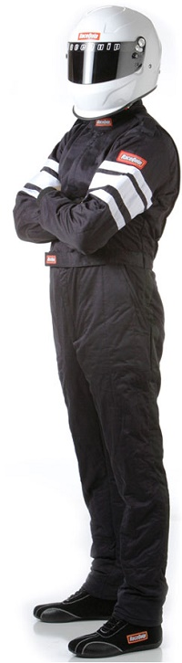 BLACK SMALL SFI-5 MULTI LAYER SUIT