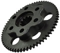 CT525 and  W16  CRANK FLANGE