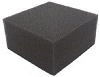 Fuel Cell Foam, 8 x 8 x 4 in, Methanol