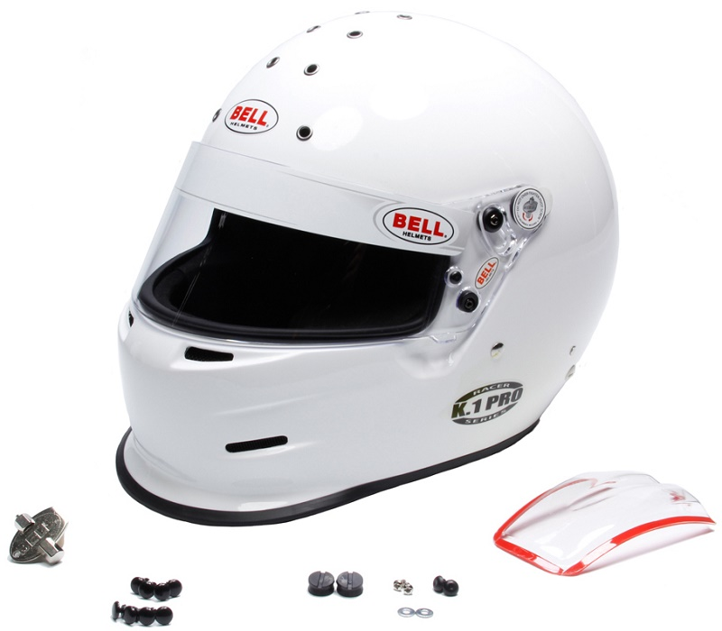 HELMET, K1 Pro   Medium (58-59) SA2020  White