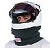 Helmet Skirt, SFI 3.3/5, Double Layer, Nomex