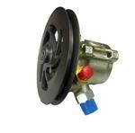 POWER STEERING PUMP WITH 6^ V PULLEY