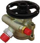 POWER STEERING PUMP  WITH 7MM. PULLEY