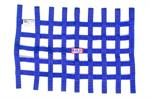 RIBBON WINDOW NET 24X 18 BLUE D