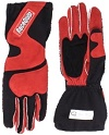 SFI-5 RED/BLK X-LARGE OUTSEAM W/CLOSURE