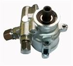 STEEL POWER STEERING PUMP with Fittings
