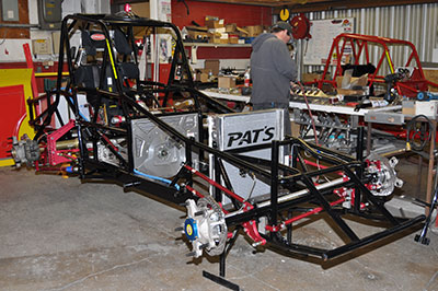 Race Car Assembly Services